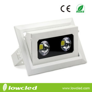 40W LED Ceiling Flood Light (LL-FL -40W-4C-60)
