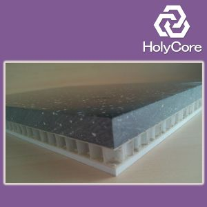 Man-Made Marble Honeycomb Panel/Kitchen/Bathroom