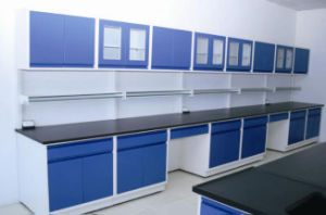 New Type All Steel Side Bench Laboratory Furniture (JH-SL003) pictures & photos