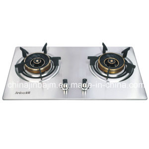 2 Burner #120*#120 Built-in Gas Stove pictures & photos