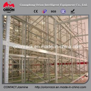 Indutrial Steel Structure Metal Shelf Rack