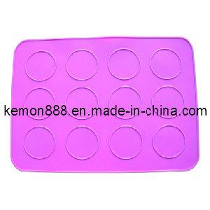 Silicon Kitchenware-Macaron Baking Mat (61651)