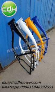 Bicycle Gas Frame W/Fuel Tank 3.75L-Gas Motorized Bicycle pictures & photos