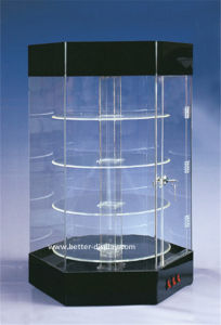 Clear Acrylic Display Box Acrylic Display Cabient (BTR-L1009) pictures & photos