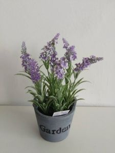 Best Selling Artificial Flowers of Lavender Gu916215311 pictures & photos