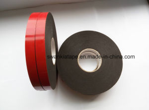 Polyacrylate Red Color Fe Foam Double Sided Tape pictures & photos
