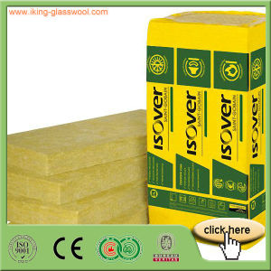 Isowool 180kg/M3 Density Rockwool Board pictures & photos