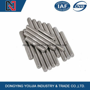 DIN938 304 Stainless Steel Double End Studs pictures & photos