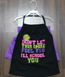 Girl′s Summer Tee Make of 100%Polyester pictures & photos