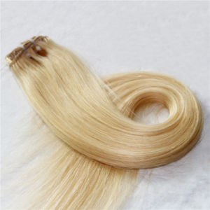 Remy Malaysian Hair Products Clip-in Human Hair pictures & photos