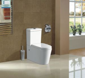 Australia Watermark Bathroom Washdown Close-Coupled Toilet Suite (002) pictures & photos