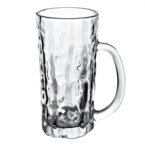 500ml Glass Mug for Beer pictures & photos