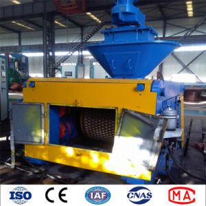 High Capacity Mining Coal /Charcoal Granulating Briquetting Machine/Granulator pictures & photos