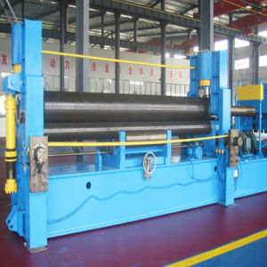 W11s Series Hydraulic Plate Bending Machine pictures & photos
