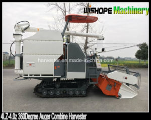 Agricultural Wheat Cutting Harvester Machine with 3000kg pictures & photos