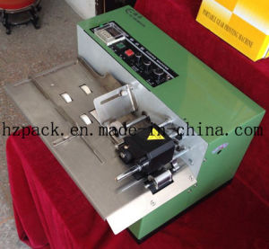 Solid-Ink Coding Machine for Batch No. Expiry Date Coding (MY-380F) pictures & photos