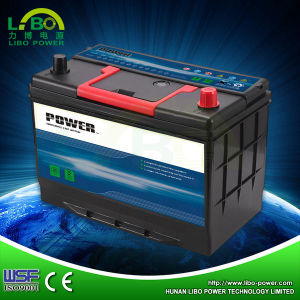High Temperature Motorcycle/Auto Lead Acid Car Battery