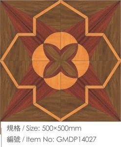Delicate Engineered Strong Layers Parquet Solid Wood Flooring pictures & photos