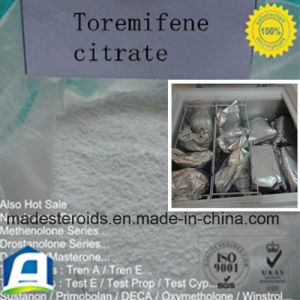 Toremifene Citrate Highly Pure Apis pictures & photos