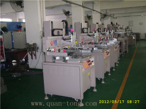 Semi-Automatic Precision Paper Screen Printing Machine