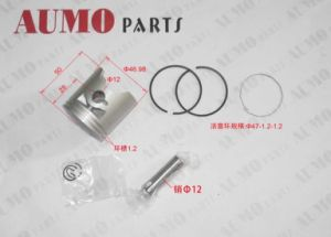 Derbi 50cc Piston and Ring Set Motorcycle Engine Parts pictures & photos