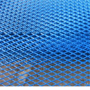 Colorful Expanded Metal Mesh/ Metal Lath/Stair Tread/ Expanded Steel Screen pictures & photos