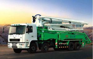 Camc Concrete Pump Truck