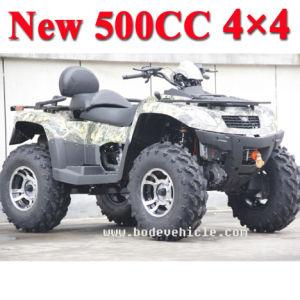 500cc Quad Bike 4X4 pictures & photos