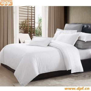 White Hotel Bedding (DPF052641) pictures & photos