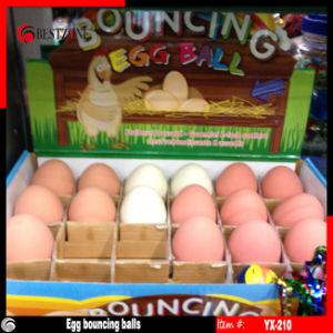 Bouncing Egg Balls (YX-210) pictures & photos