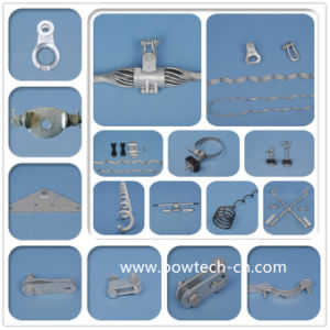 Aluminum Alloy Suspension Clamps/ ADSS/ Opgw Cable Accessories pictures & photos