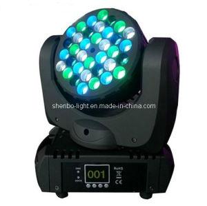 36PCS LED Wash Moving Head Disco Light