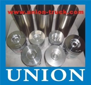 Yanmar UL-Ut (6G) Marine Engine Parts Piston Piston Rings pictures & photos