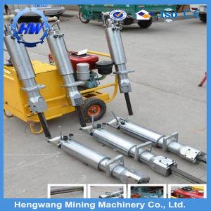 Hengwang Supply Electric 90mm Hard Rock Stone Splitter Gun Machine pictures & photos