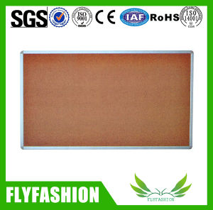 High Quality Cork Message Drawing Display Black Board pictures & photos