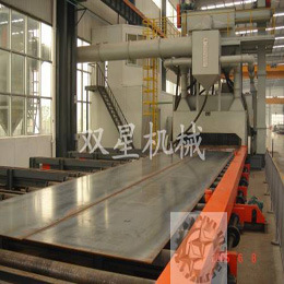 Roller Conveyor Type Shot Blaster pictures & photos