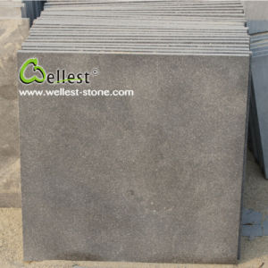 High Quality China Flooring Tile Sandblasted Finish Bluestone for Project pictures & photos