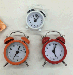 Hot Selling New Fashion Mini Alarm Clock pictures & photos
