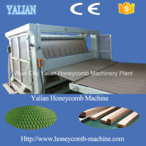 High Speed Paper Honeycomb Core Manufacturing Machine Used for Door Stuffing