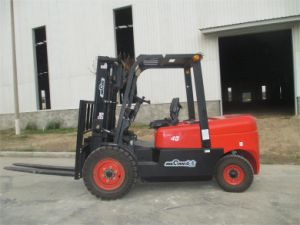 4ton Mini Forklift Truck with CE and ISO Certificate
