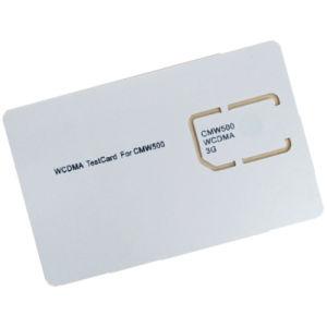 WCDMA Cmw500 3G SIM Test Card Cmw500 Test SIM Card pictures & photos