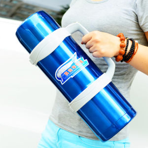 Big Size Stainless Steel Vacuum Travel Pot pictures & photos