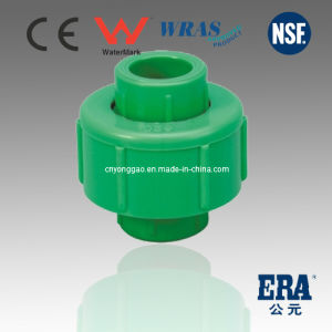 PPR Hot and Cold Water DIN Standard Socket and Thread End Union pictures & photos