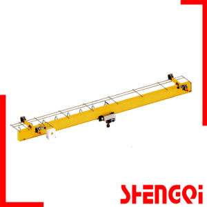 Single Girder Overhead Crane China Manufacturer pictures & photos