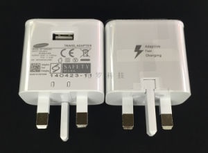 UK Pin Fast Wall USB Phone Charger for S7/S8 pictures & photos