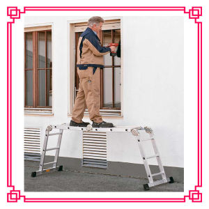 Heavy Version Multi-Function Ladder 4x2 (DLM202) pictures & photos