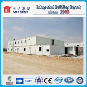 Container House Site Office in Qatar pictures & photos