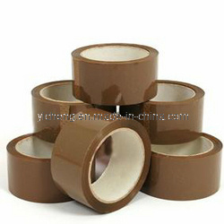 Tan Color Packing Tape