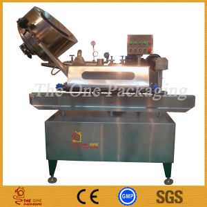 Twist-off Cap Vacuum Capping Machine/Automatic Glass Jar Capping Machine pictures & photos