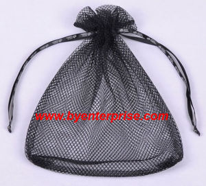 Small Nylon Net Mesh Drawstring Bags Wholesale